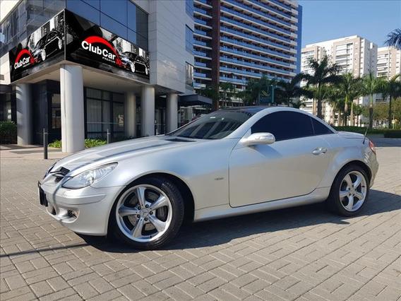 Mercedes-benz Slk 350 3.5 Roadster V6 Gasolina 2p Automático