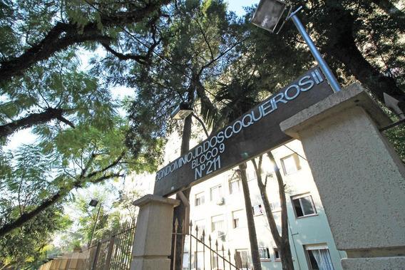 Apartamento Para Aluguel - Jardim Itu-sabará, 1 Quarto, 57 - 893117142