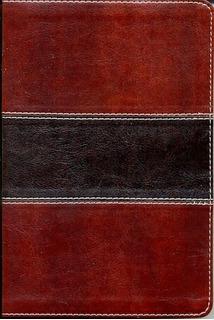 Biblia Del Pescador Caoba (evangelismo)