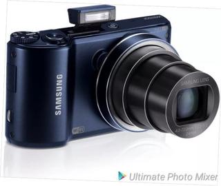 Camara Samsung Wb200f