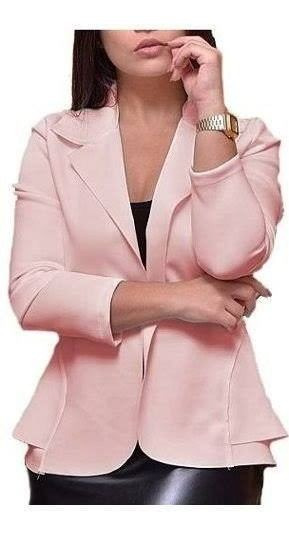 Blazer Neoprene - Rose