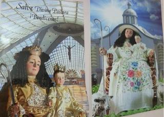 Afiches Posters Divina Pastora En Pack De 2 Unidades