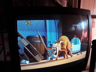 Televisor Tv Philips 24 Pulgadas Impecable Funcionando