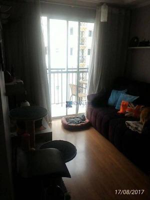 Excelente Apartamento Vila Industrial - Ap0339