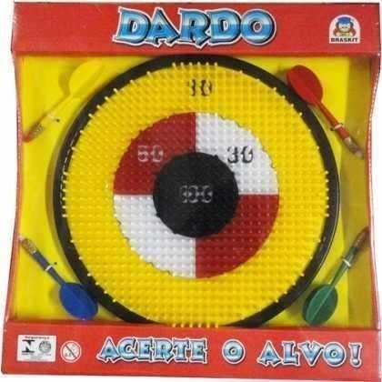 Jogo De Dardo ( Tiro Ao Alvo) - 5205 Braskit
