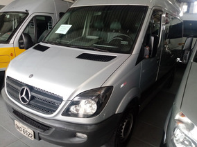 Mercedes-benz Sprinter Van 2.2 Cdi 515 Lotação Teto Alto 5p
