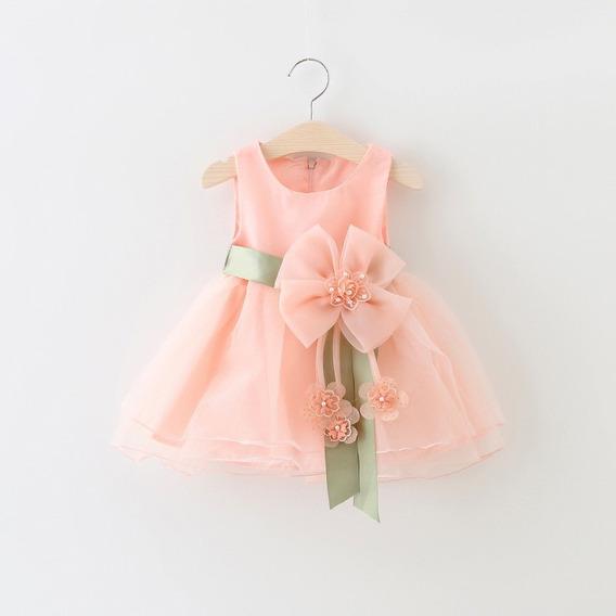 Vestido De Festa Casamento Menina Infantil Super Promoção
