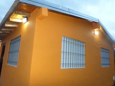 Cabaña A Estrenar En San Rafael -mendoza Para 3/4/5 Personas