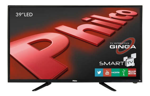 Smart Tv Philco Led 39 Ph39n91dsgw Bivolt