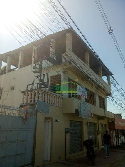 Casa Com 3 Dormitórios Para Alugar, 120 M² Por R$ 1.500/mês - Cidade Tabajara - Olinda/pe - Ca0523
