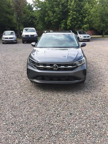 .nueva Volkswagen Nivus 1.0 T $300.000 O Tu Usado + Cuotas D