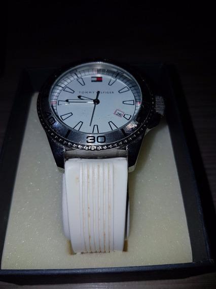 Relógio Tommyhilfiger - Usado E Com Caixa