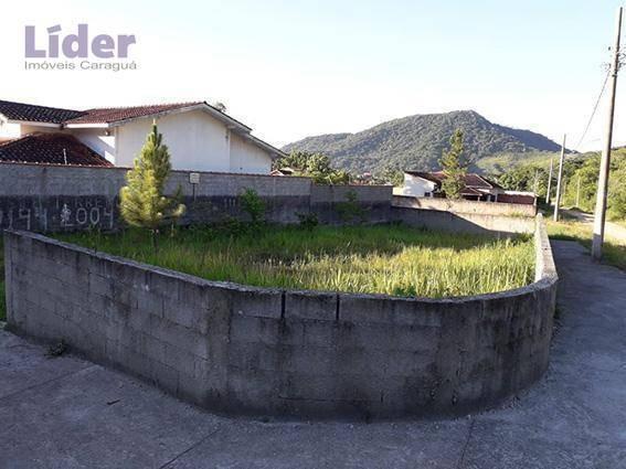 Terreno À Venda, 422 M² Por R$ 128.000,00 - Portal Da Fazendinha - Caraguatatuba/sp - Te0198
