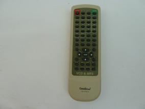 Controle Remoto Videoke Vcd E Mp3 Goodline Gs-vcd213
