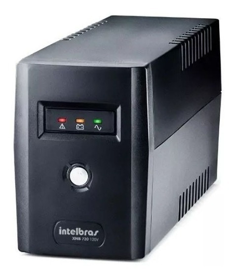 Nobreak Intelbras 720va Xnb 700va Pc Xbox Drv Camera