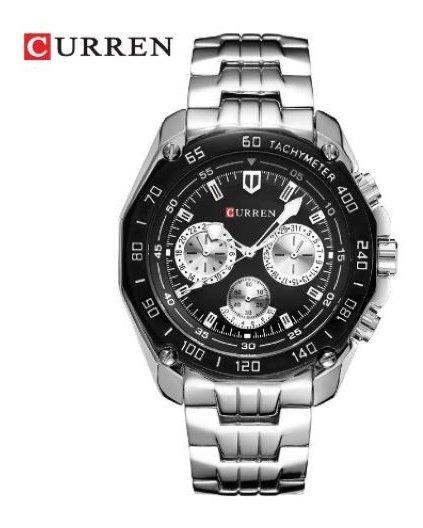 Relógio Curren 8077 Original