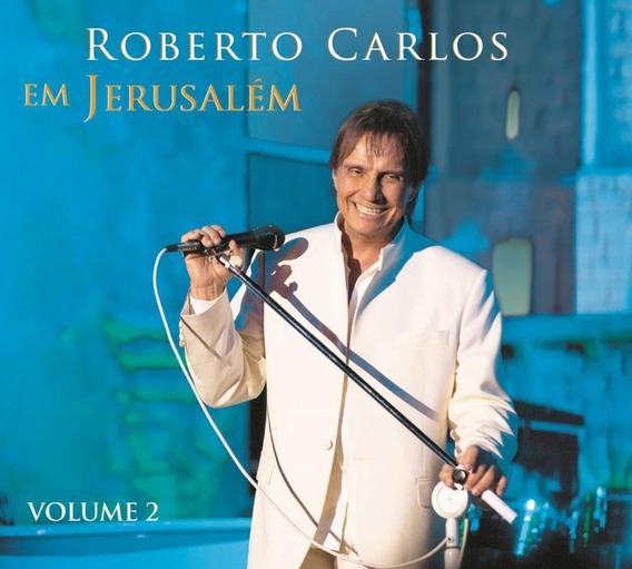 Roberto Carlos Em Jerusalém - Vol. 2 - Digipack