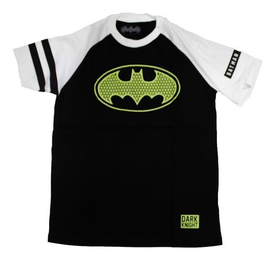 Remera Original Batman Shield (0052)