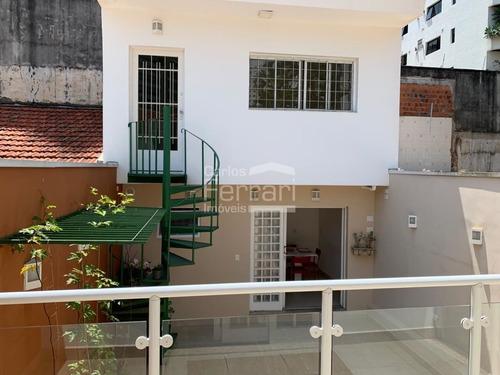 Lindissimo Prédio Comercial/ Residencial Em Santana, Contendo 7 Salas/6 Banheiros/4 Vagas De Garagem - Cf31006