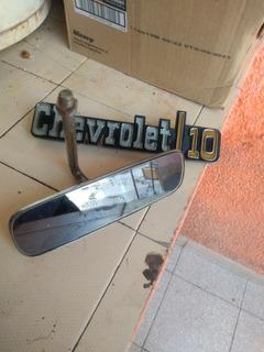 Insignia Chevrolet C10 Con Espejo