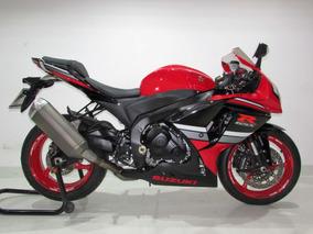 Suzuki - Gsx-r 1000 - 2016 Vermelha - Baixo Km