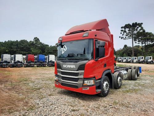 Imagem 1 de 15 de Scania P320 8x2 2020 =p280,p360