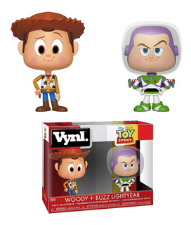 Funko Vynl Toy Story Woody & Buzz