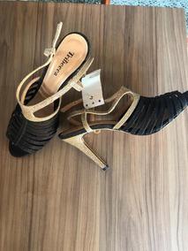 d2c63def3 Sapato Danca De Salao Dourado - Sapatos no Mercado Livre Brasil