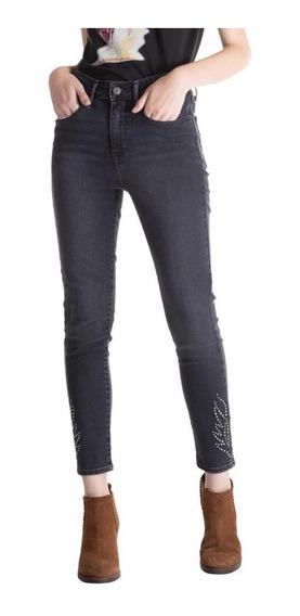 Calça Jeans Levis 721 High Rise Skinny Ankle - 30053