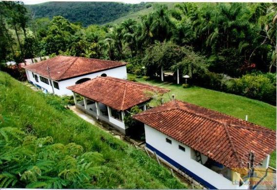 Chácara Para Venda Em Bananal, Centro, 3 Dormitórios, 3 Suítes, 4 Banheiros, 2 Vagas - V 0215