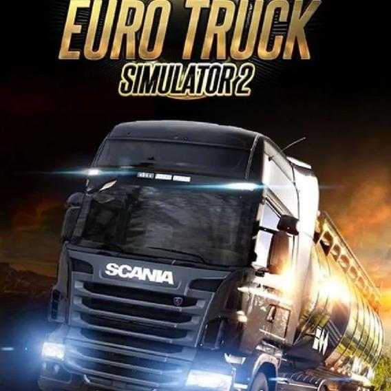 Euro Truck Simulator 2 Pc Código Steam Original
