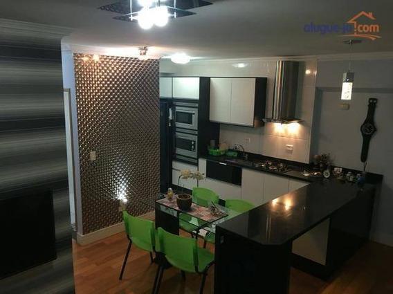 Apartamento Com 2 Dormitórios Para Alugar, 64 M² Por R$ 1.350,00/mês - Vila Ema - São José Dos Campos/sp - Ap0258