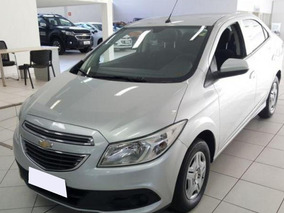 Chevrolet Prisma 1.0 Mpfi Lt 8v Flex 4p Manual 2014 Prata