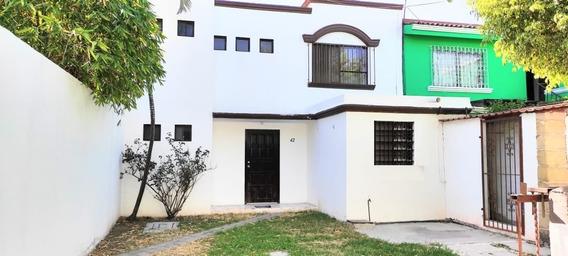 Casa En Renta Plaza Del Parque Privada 3 Recamaras Factura