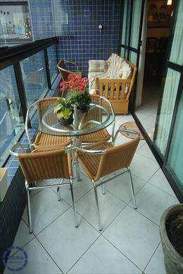 Apartamento Em Santos Bairro Ponta Da Praia - V4210