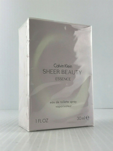 Calvin Klein Sheer Beauty Essence Mujer Edt Spray 1.0 Oz