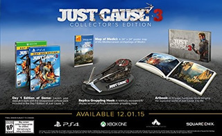 Just Cause 3 Collector
