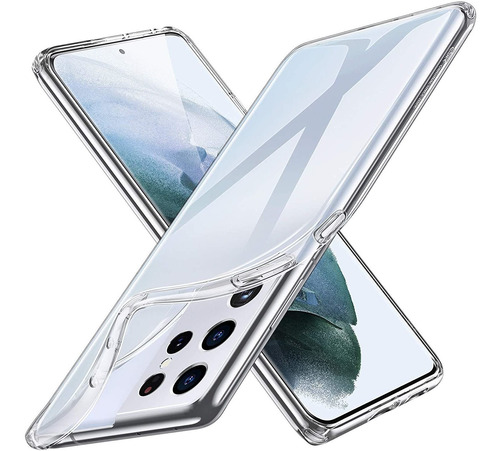 Estuche Transparente Esr Compatible Con Samsung Galaxy S2...