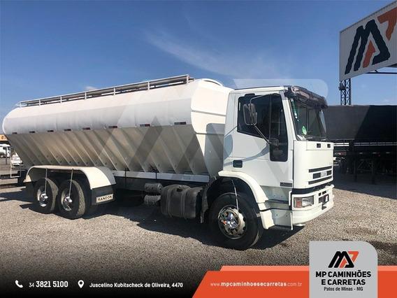 Caminhão Silo Graneleiro Iveco R30e24