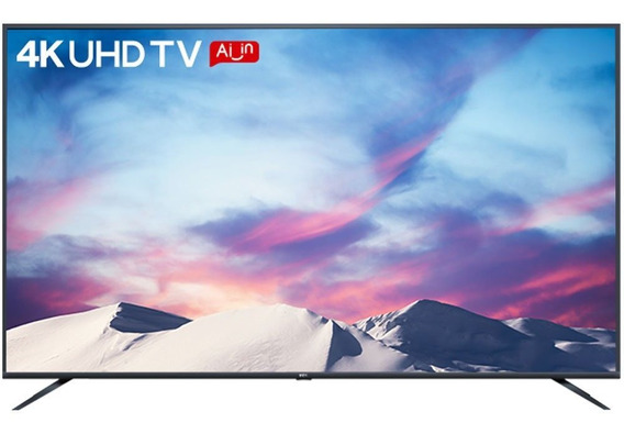 Smart Tv Led 65 Polegadas 4k Wifi Com Comando De Voz 65p8m