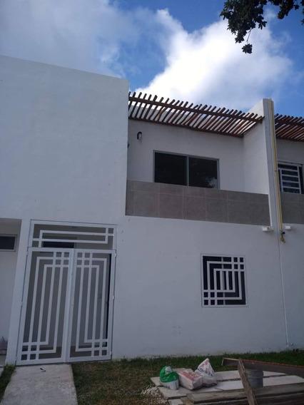 Casa En Renta Mantarraya, Villas Morelos I
