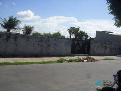 Terreno Comercial Para Locação, Barra Do Ceará, Fortaleza - Te0042. - Te0042