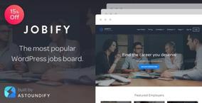 Jobify Tema Pack Wordpress Tema - Vários