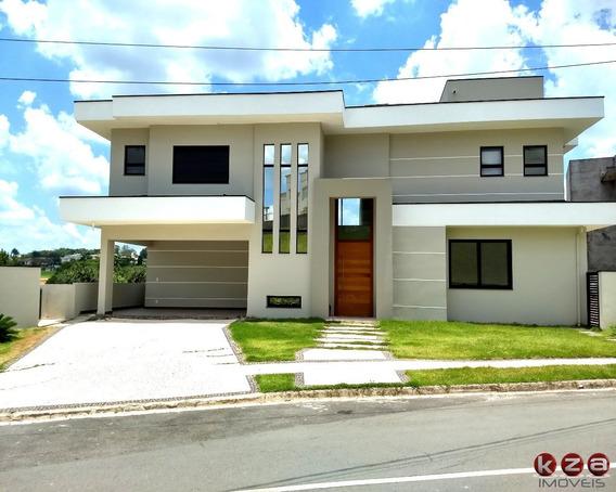 Moderna Casa 3 Suítes Condomínio Bairro Paiquere Em Valinhos - Ca01615 - 31976541