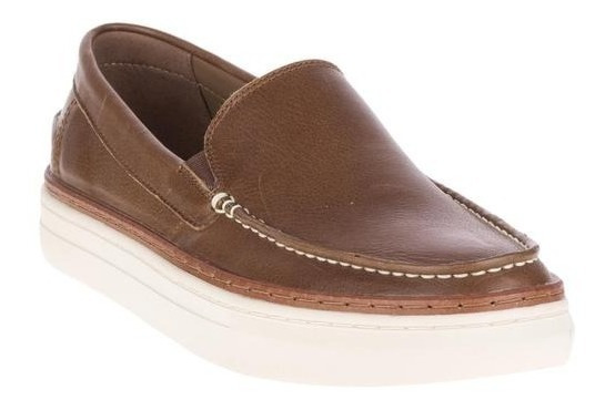 Loafers Hush Puppies Casuales Hombre Hm01862-200brown