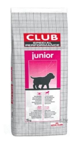Imagen 1 de 1 de Comida Para Perros Royal Canin Club Pro Puppy 15kg