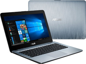Notebook Asus Amd A6 2.6ghz 4gb Radeon R4 - 500gb X441b