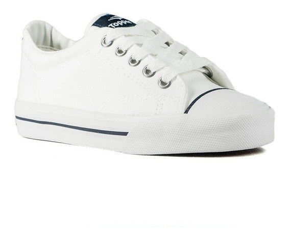 Zapatillas Baratas Niños Topper Profesional Blanca