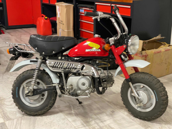 Honda Z50 J Monkey Original Impecable Andando