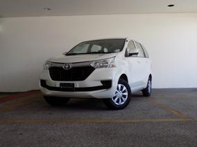 8363 Toyota Avanza Xle Aut Blanco 2017 Seminuevo De Agencia
